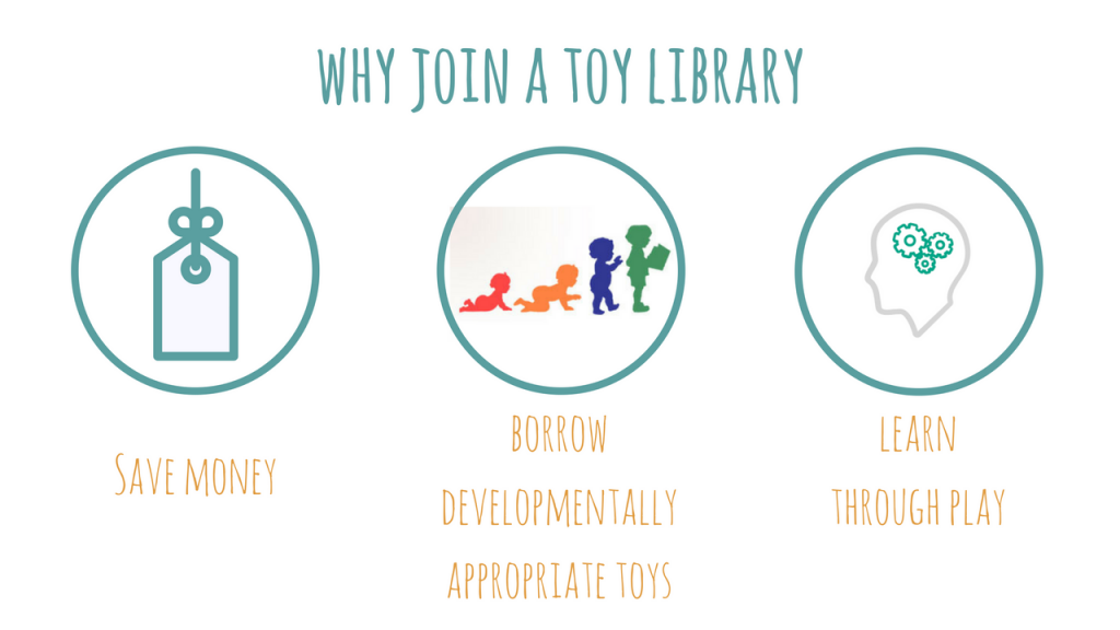 Why Join A Toy Library